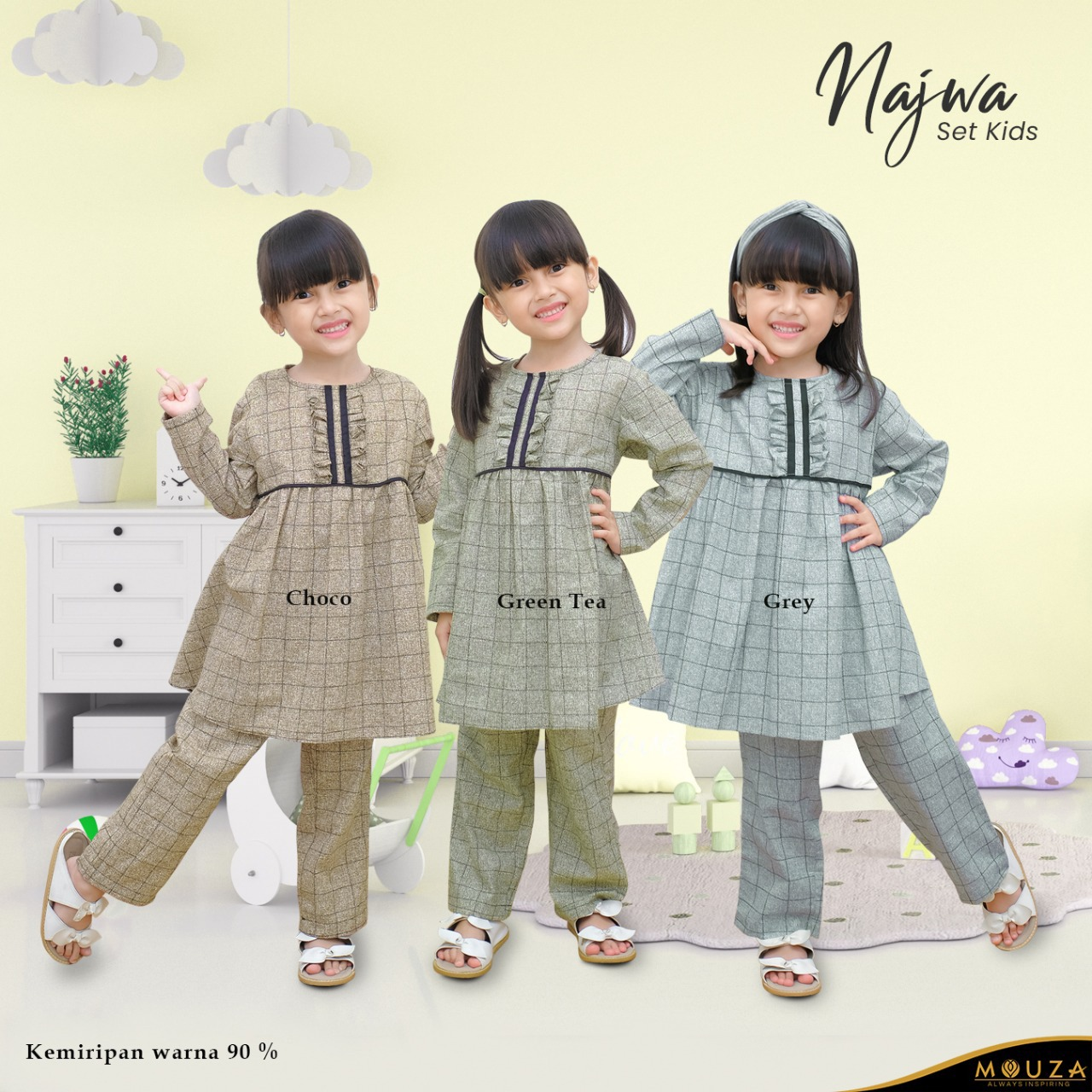 Najwa Set Kids
