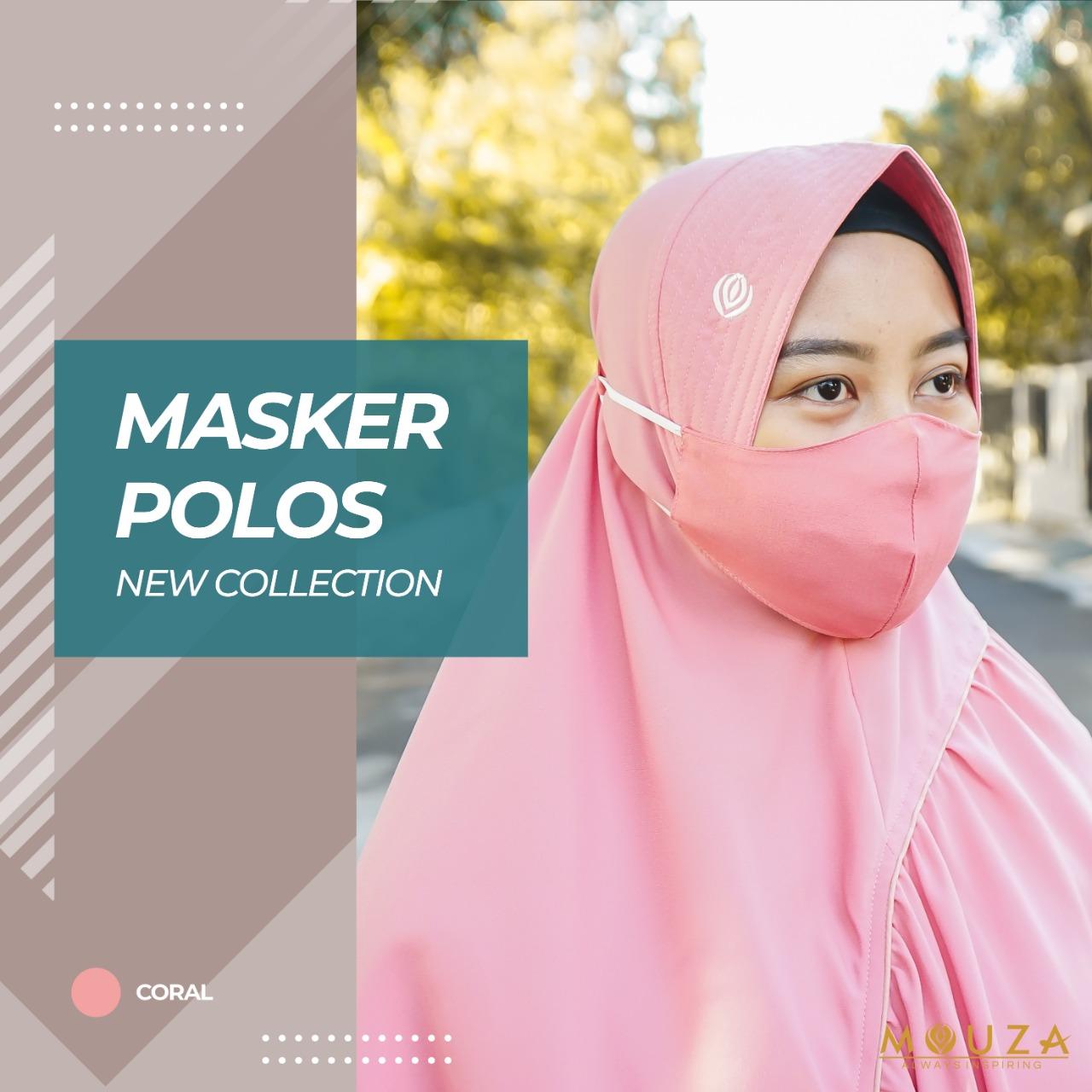 Masker Polos (Seri)