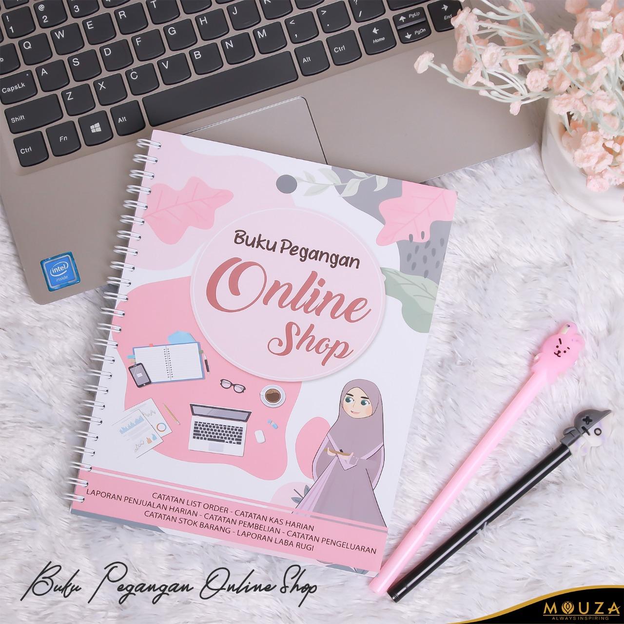 Buku Pegangan Online Shop