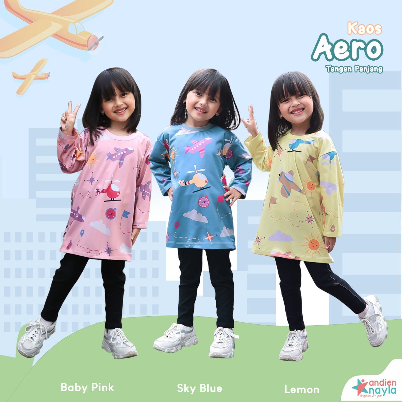 Kaos Aero Panjang
