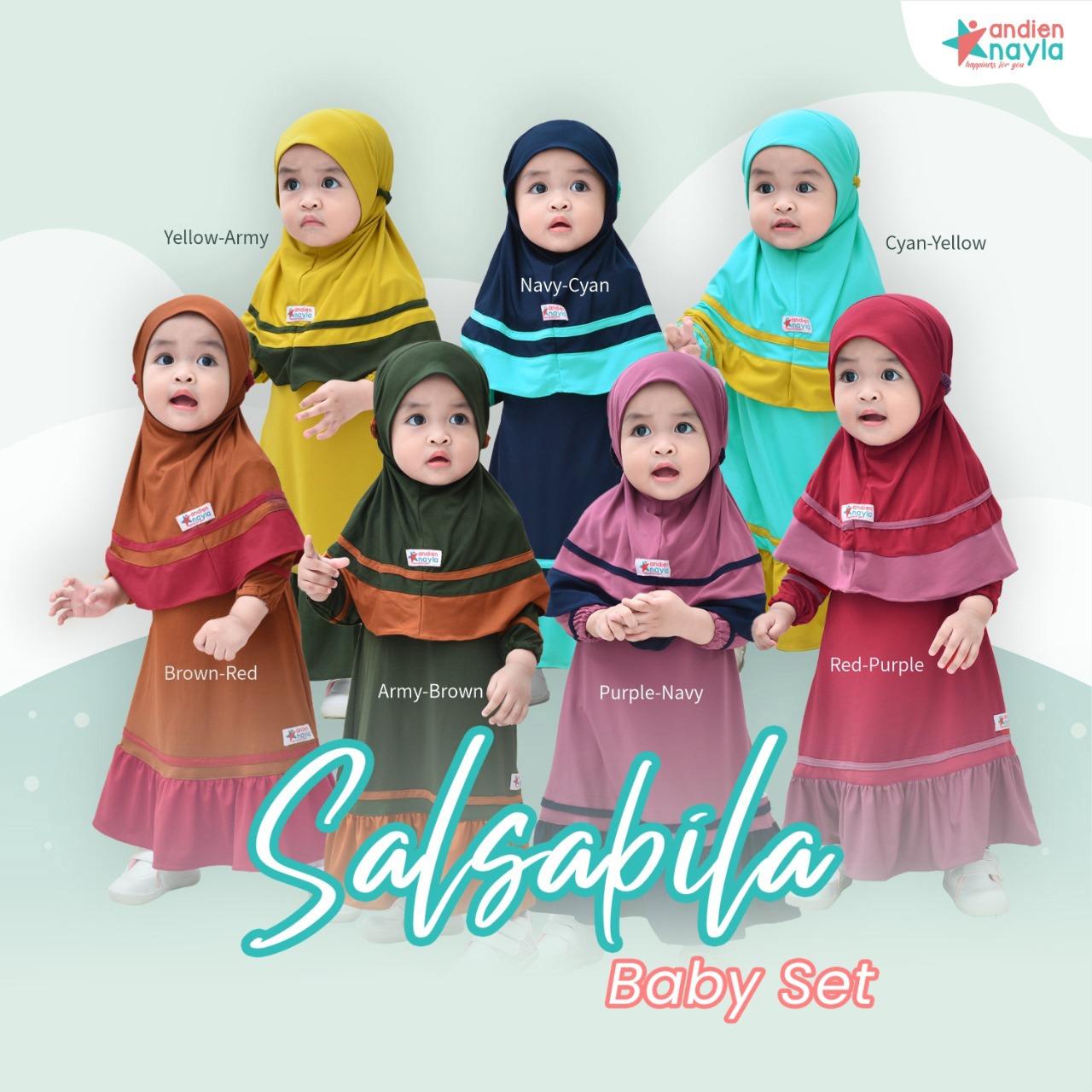 Salsabila Baby Set