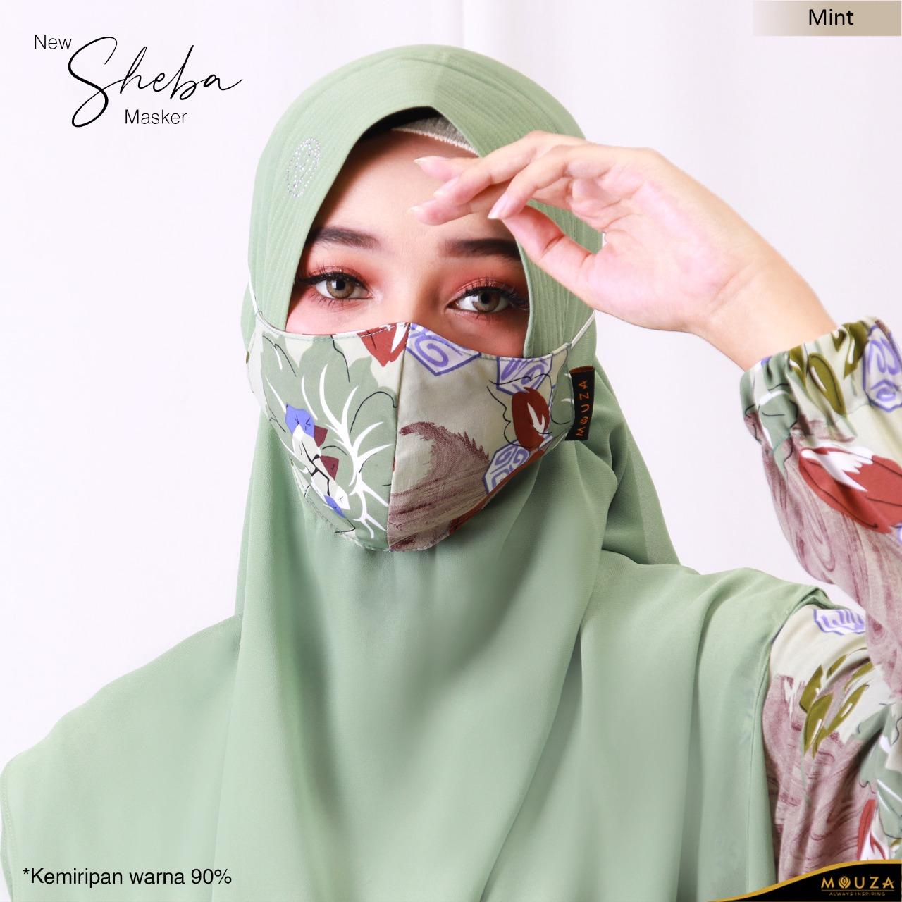 Masker New Sheba