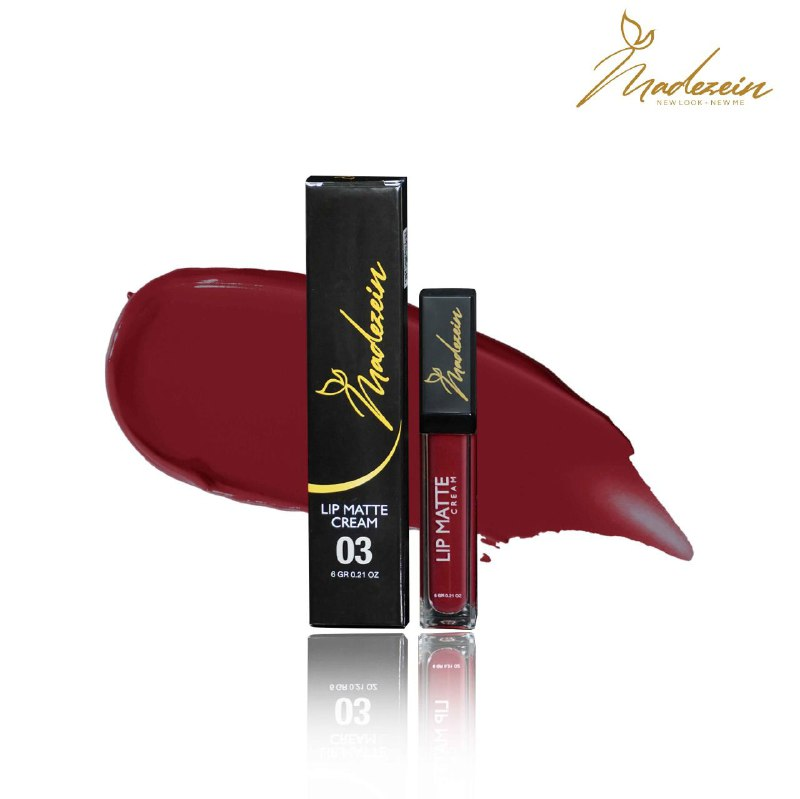 Madezein Lip Matte Cream 03