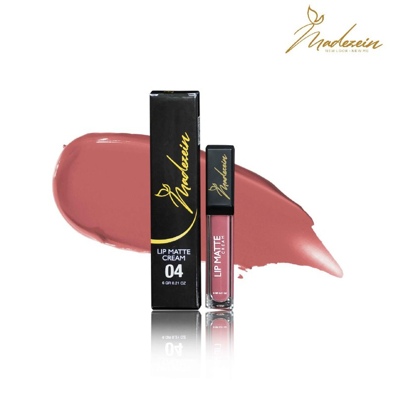 Madezein Lip Matte Cream 04