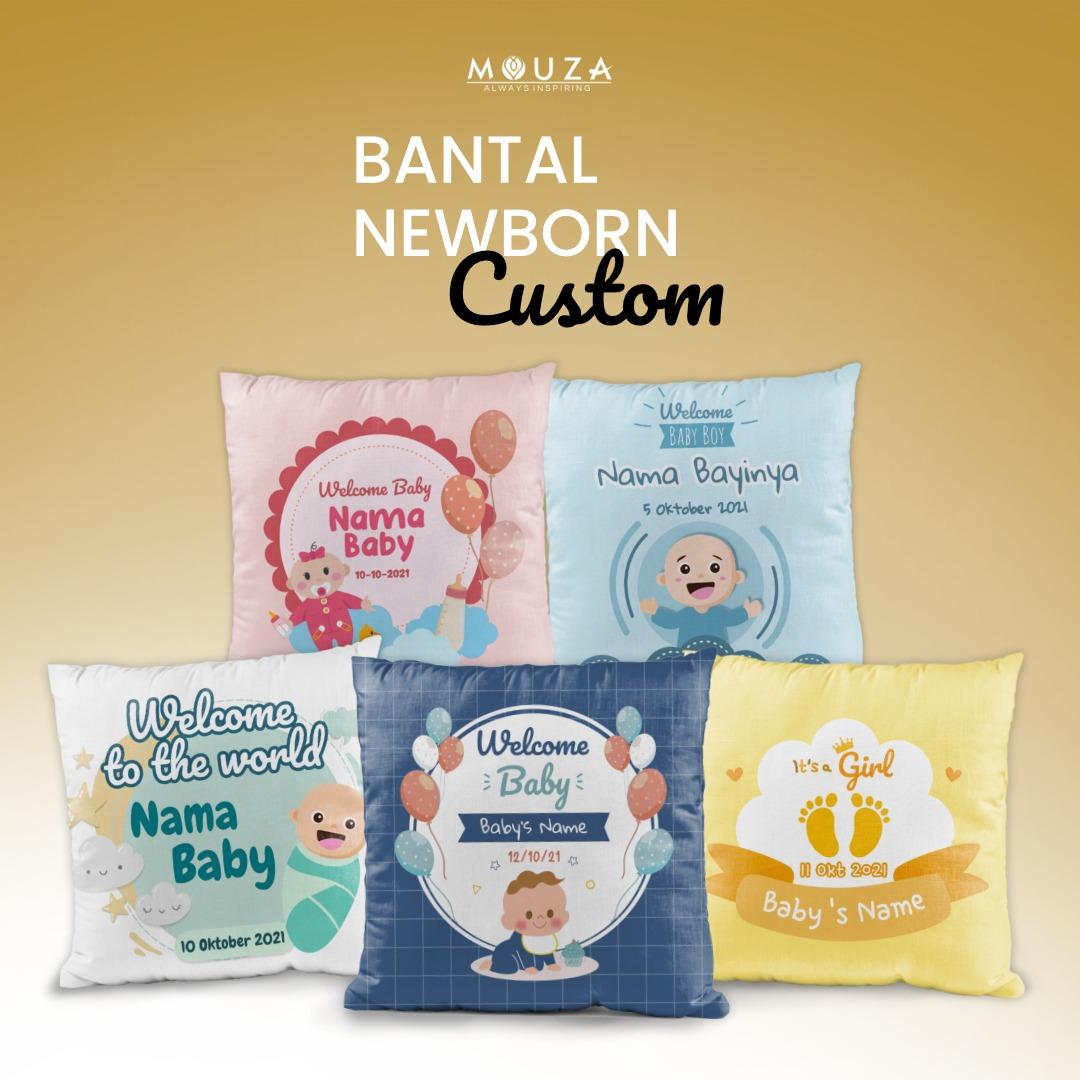 PO Bantal Newborn Custom