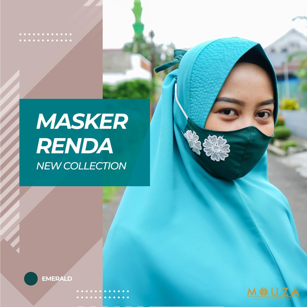 Masker Renda (Seri)