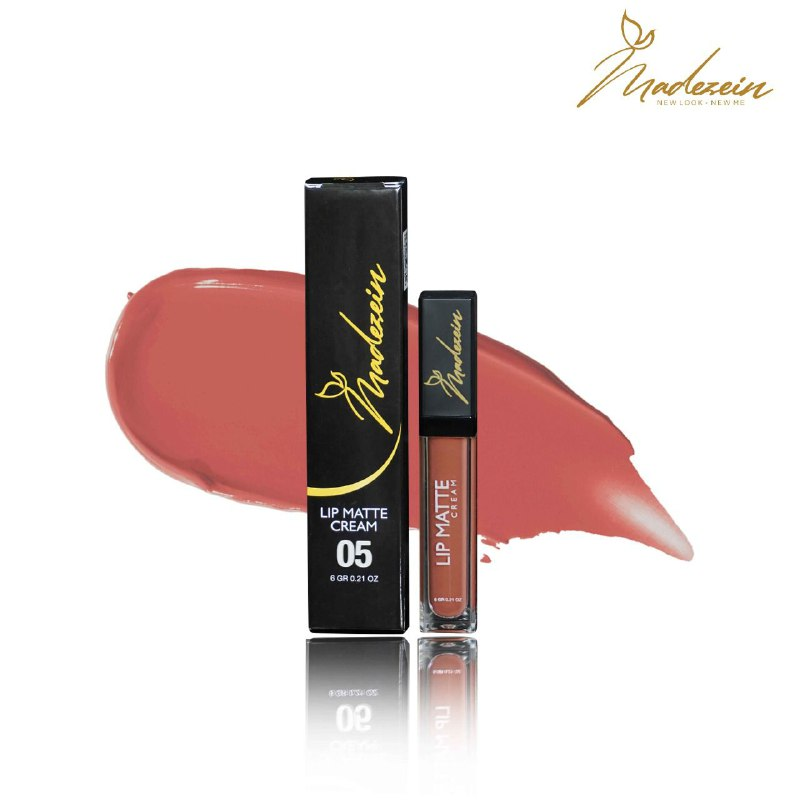Madezein Lip Matte Cream 05