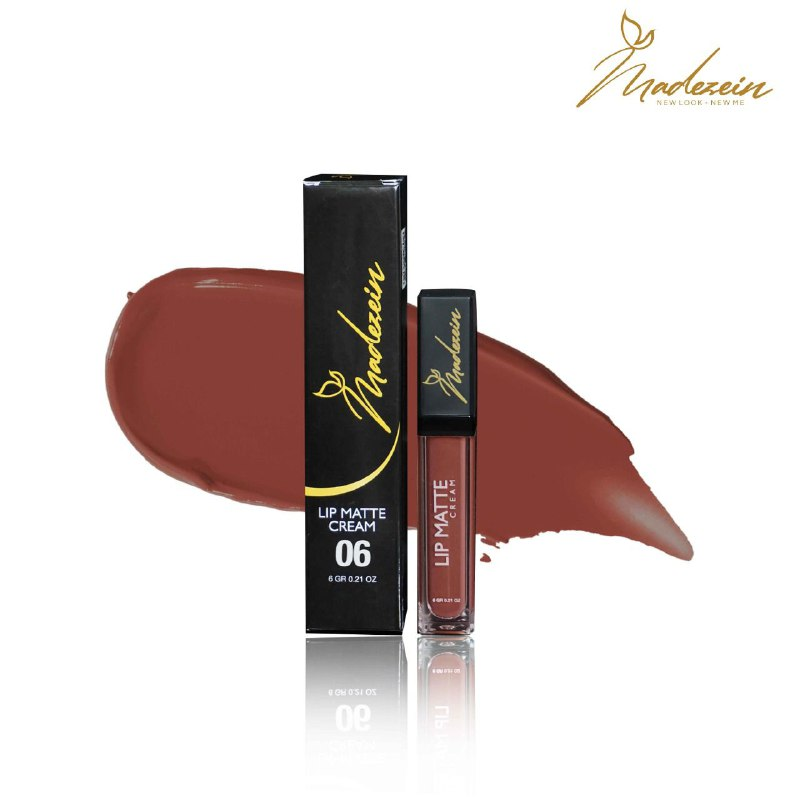 Madezein Lip Matte Cream 06