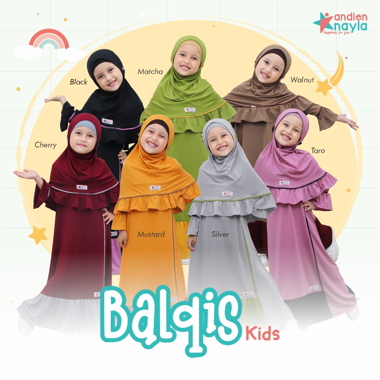 Balqis Kids Set