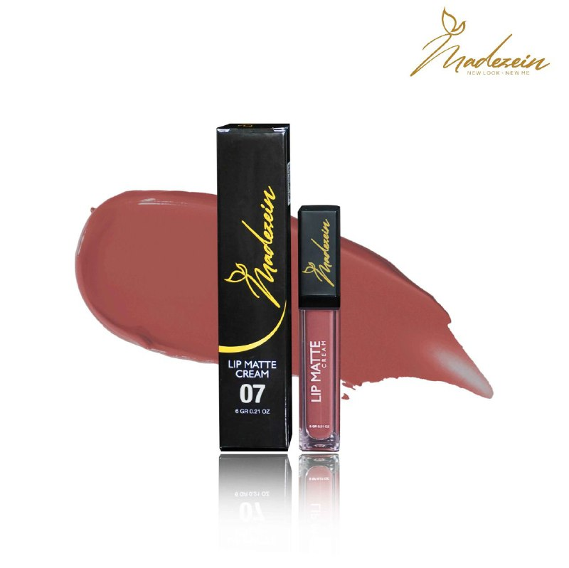 Madezein Lip Matte Cream 07