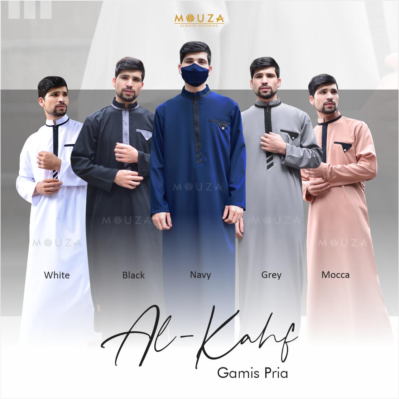 PO 2 Al-Kahf Gamis Pria