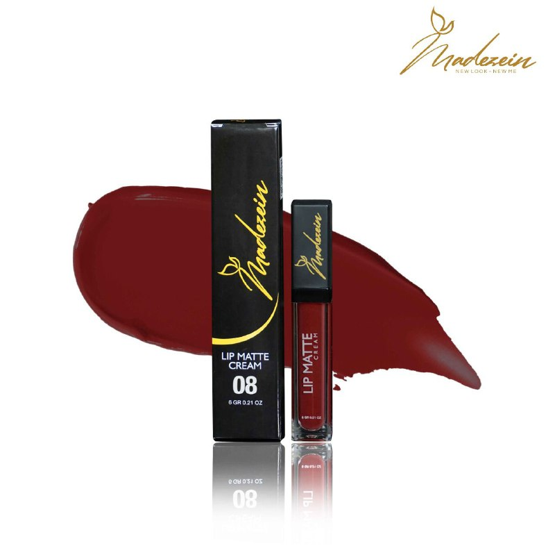 Madezein Lip Matte Cream 08
