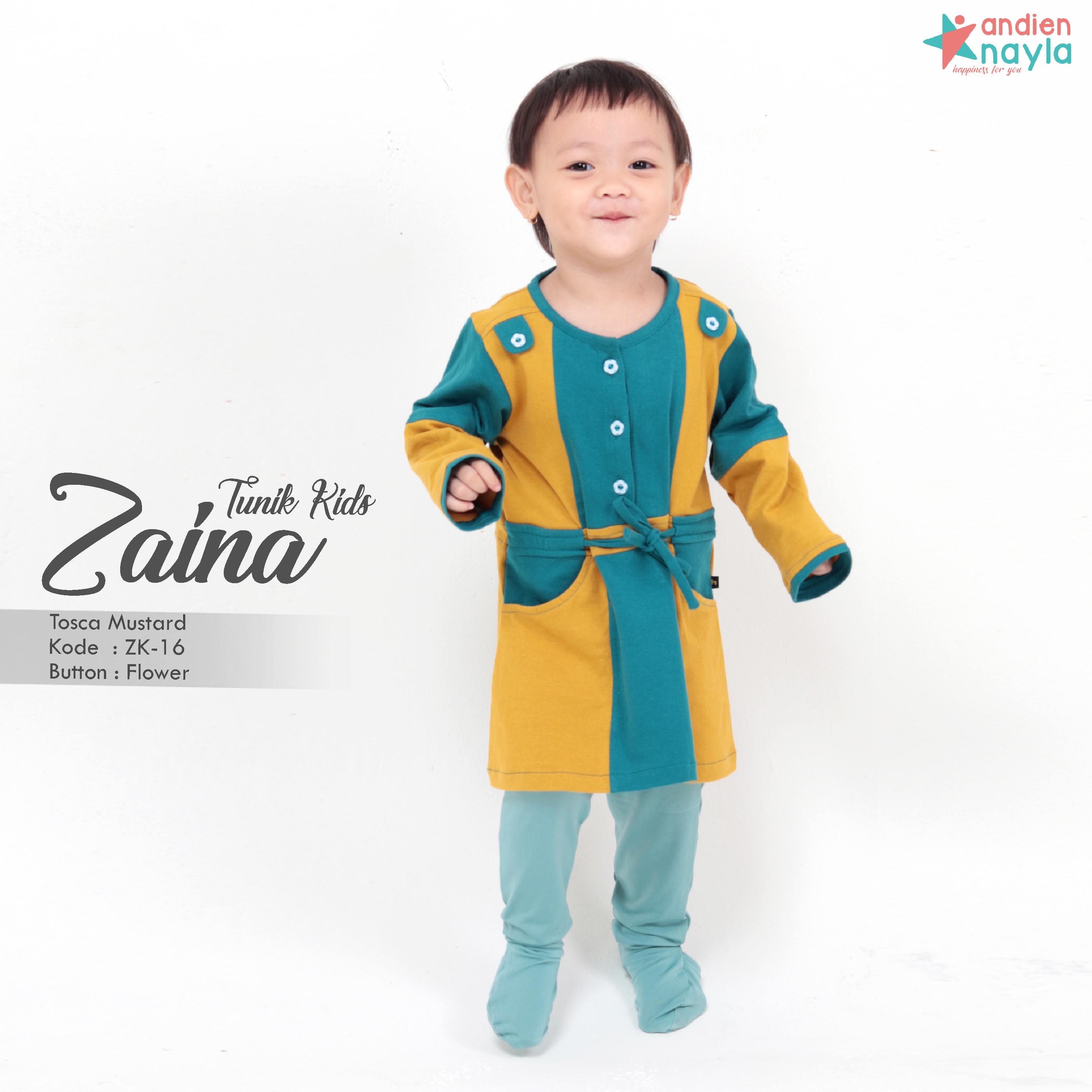 Zaina Tunik Kids
