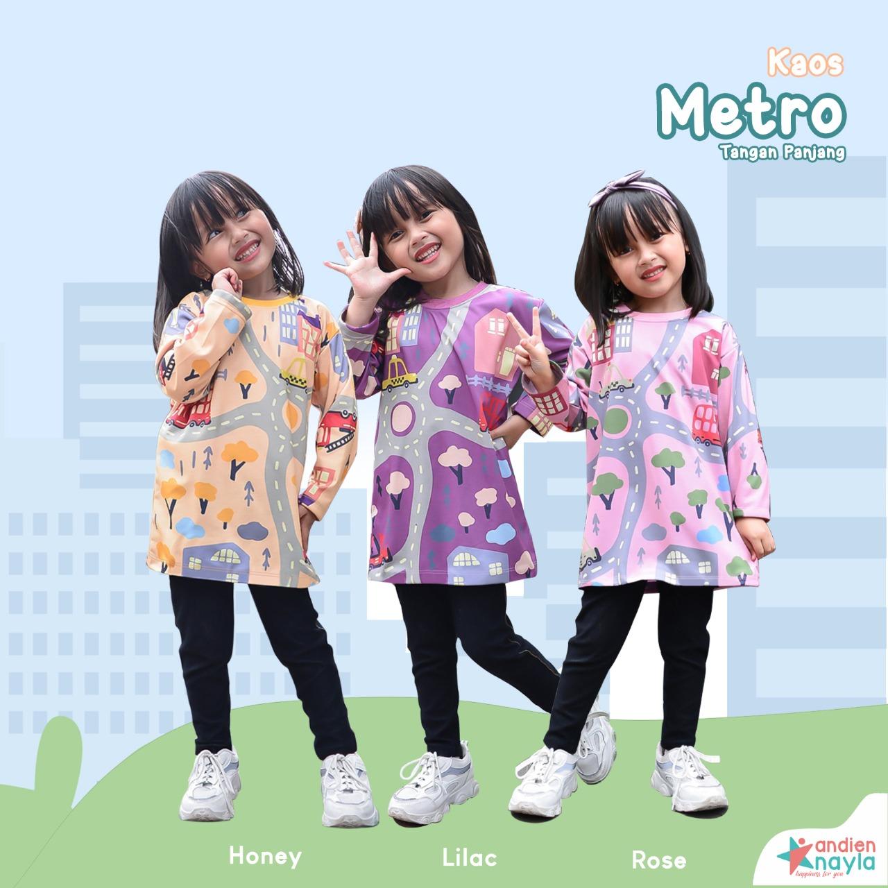 Kaos Metro Panjang