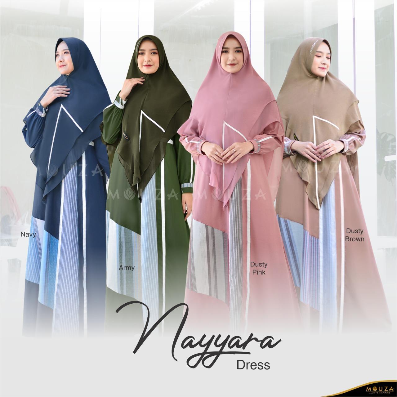 Nayyara Dress