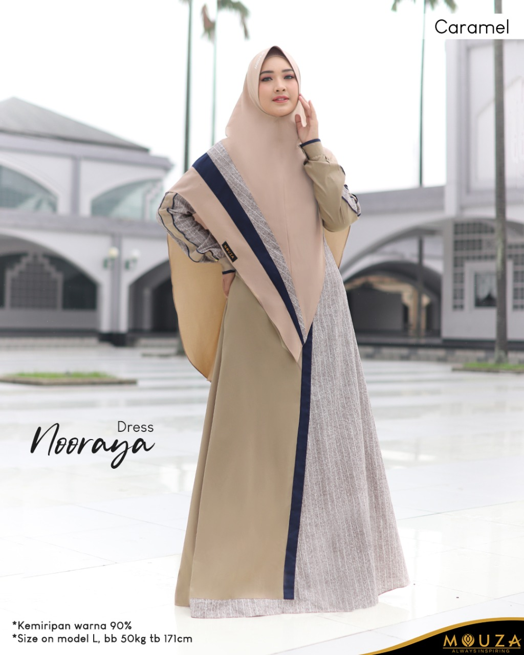 PO 2 Nooraya Dress Set