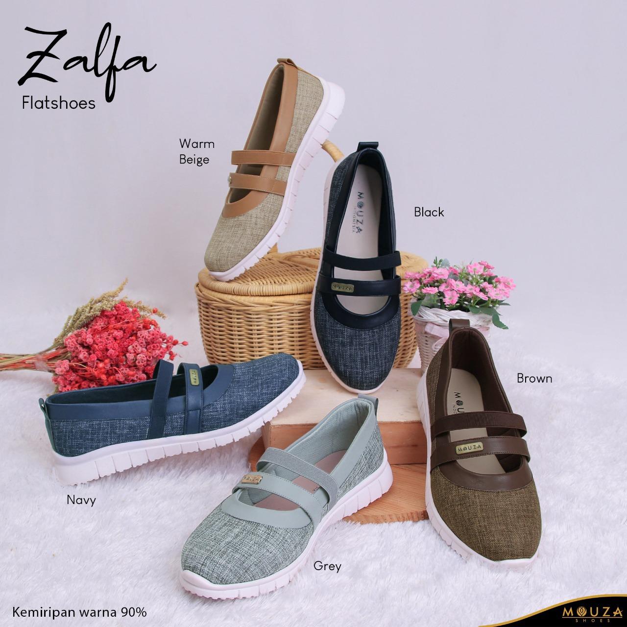 Zalfa Flatshoes