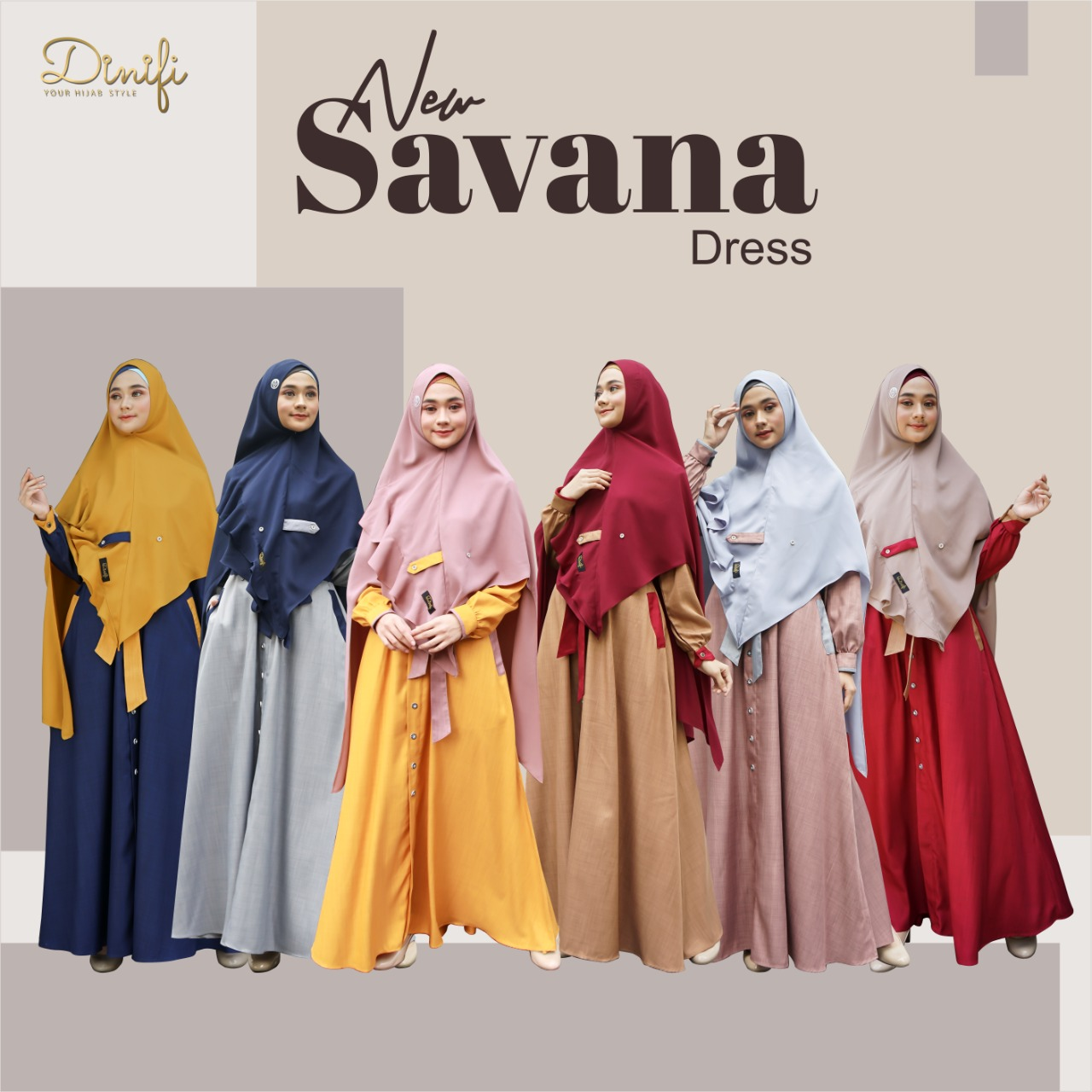 New Savana Dress