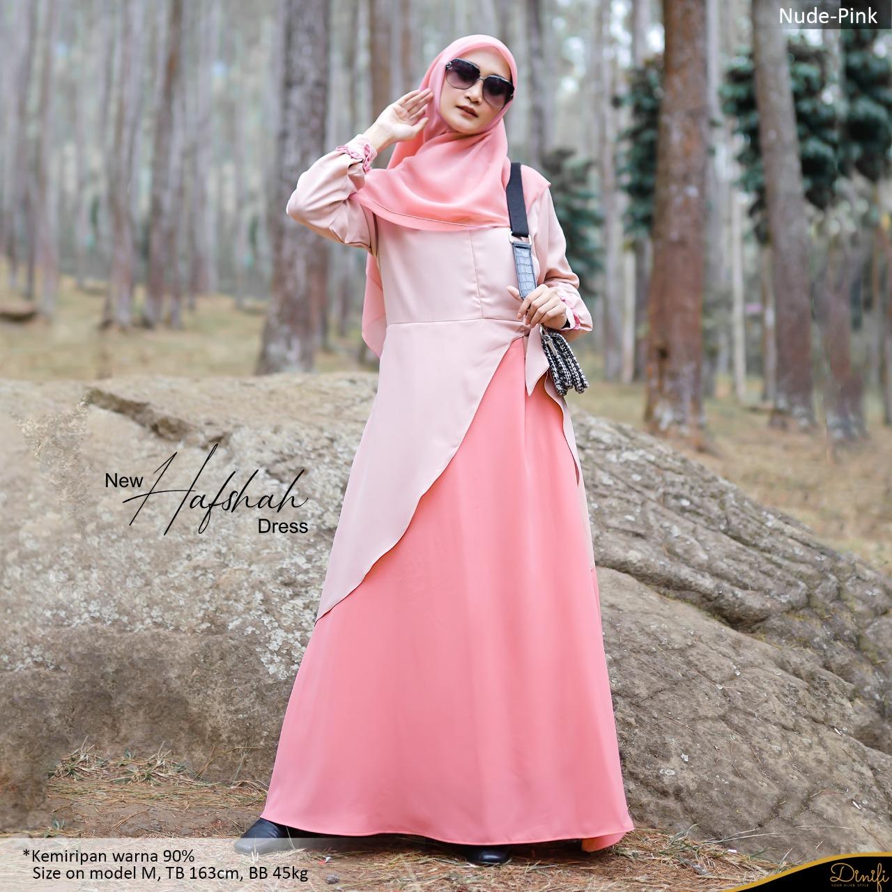 New Hafshah Dress