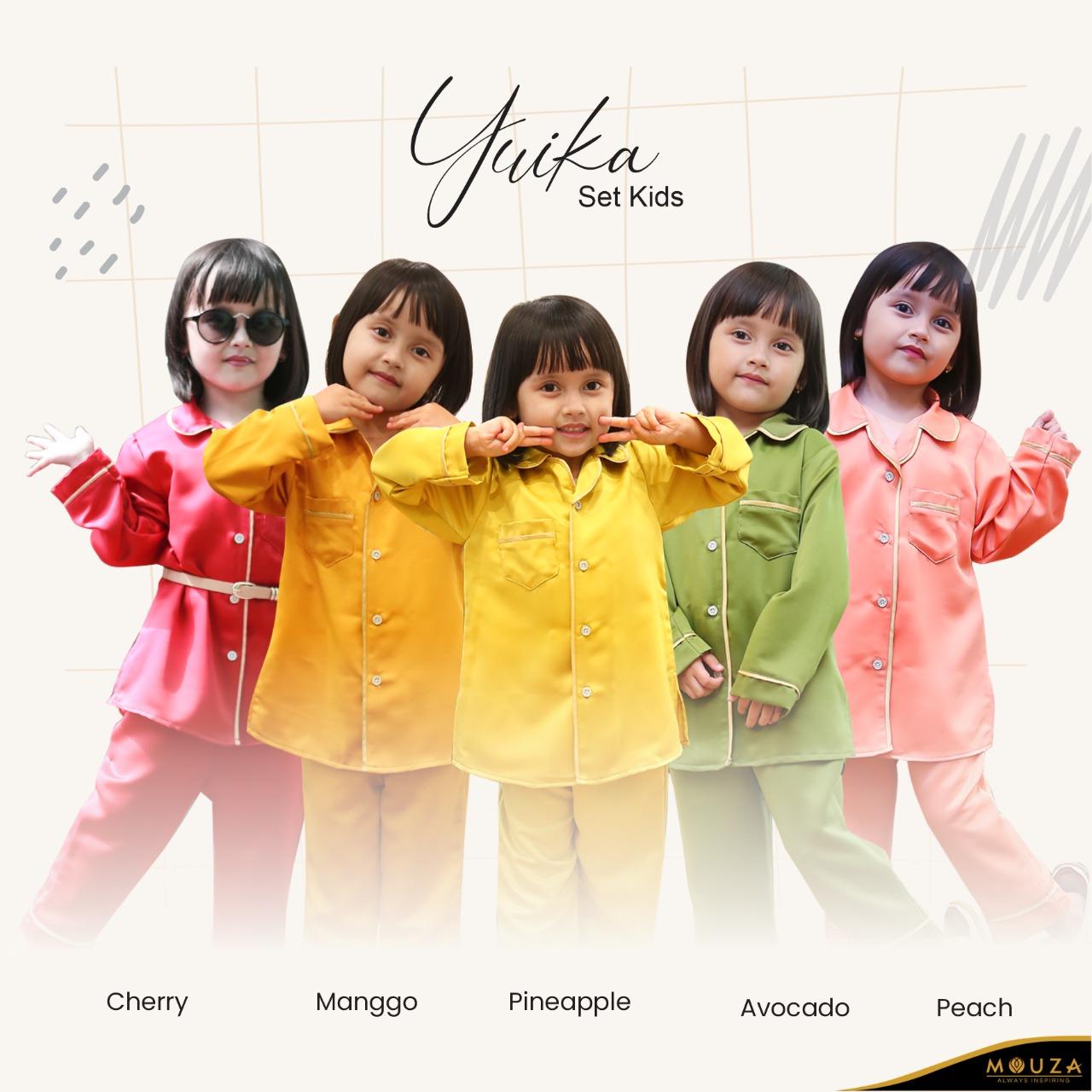 Yuika Set Kids