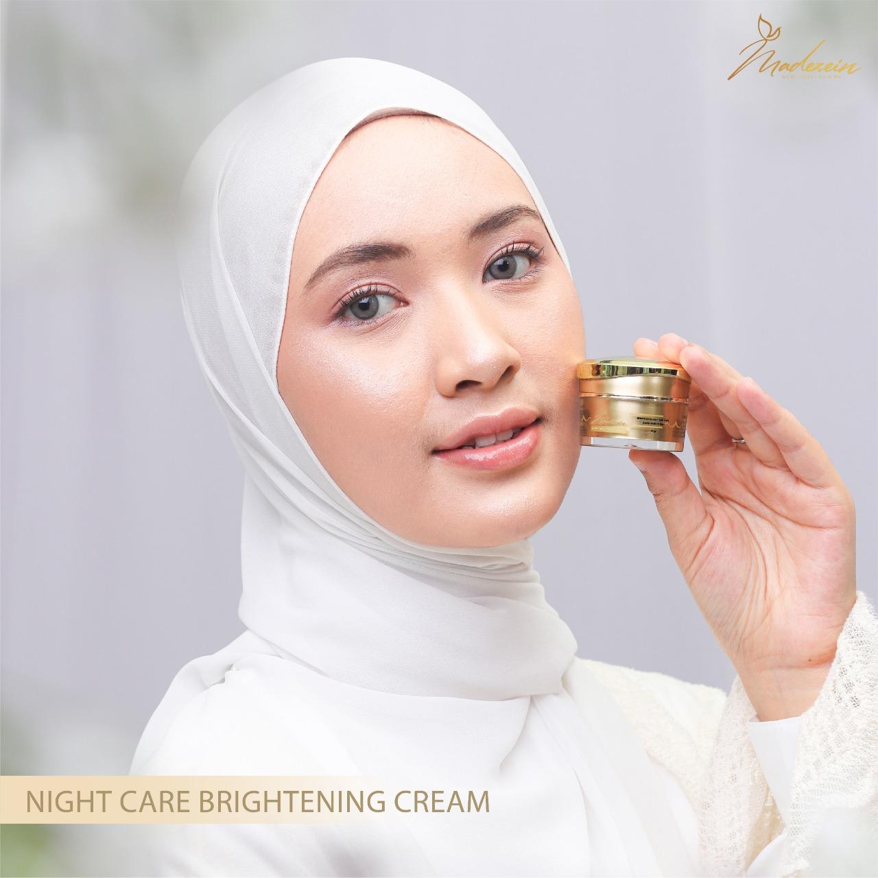 Madezein Night Care Brightening Cream
