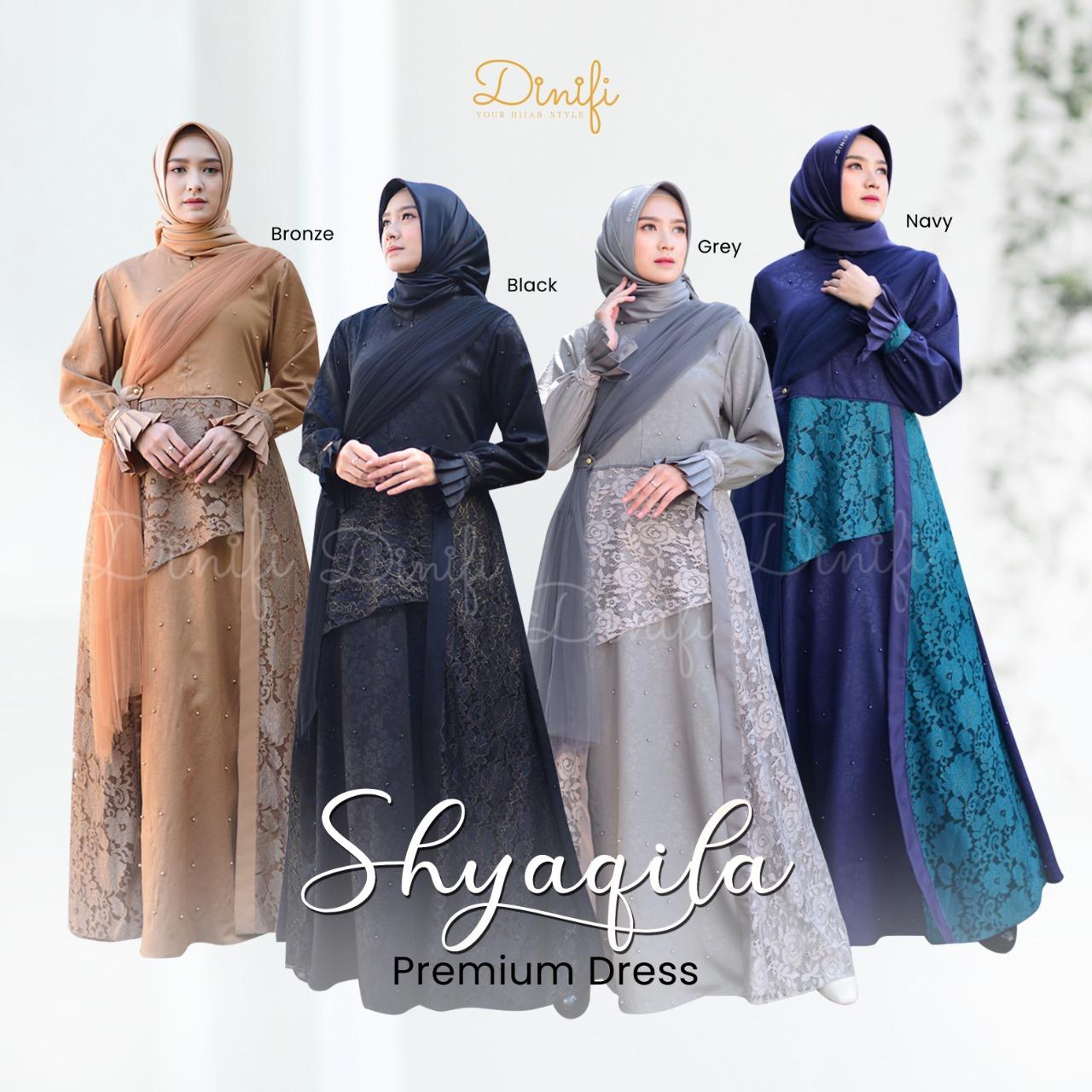 Shyaqila Dress Premium