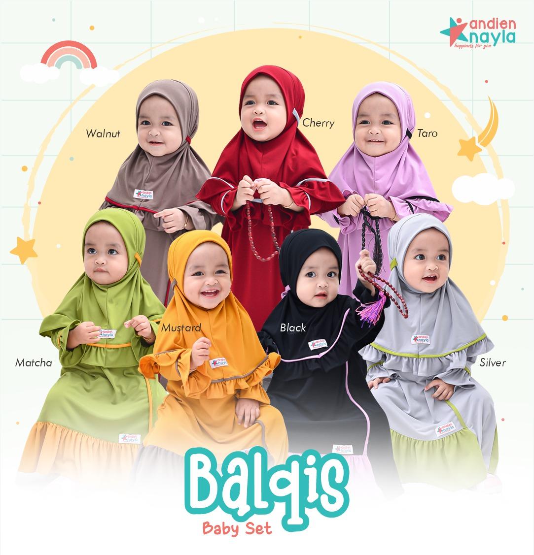 PO 2 Baby Set Balqis